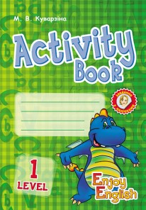 Enjoy English. English. Level 1. Activity Book